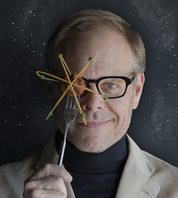 Alton Brown Live Eat Your Science Publicity Photo