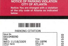 PARKatlanta ticket