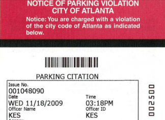 PARKatlanta ticket
