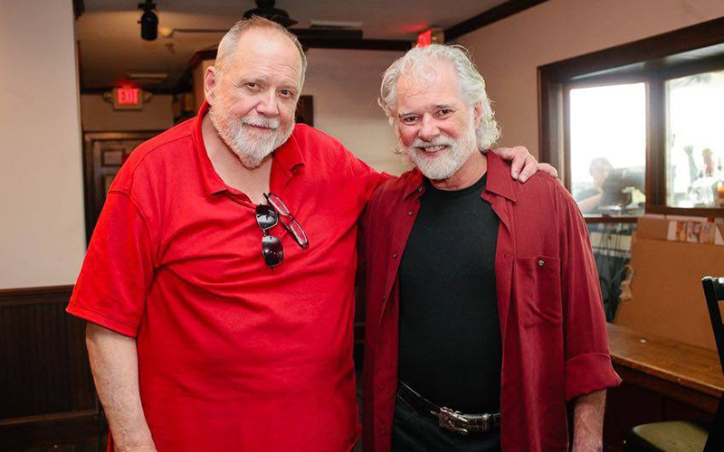 Alex Cooley Chuck Leavell