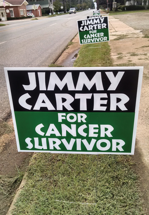 Jimmy Carter Cancer
