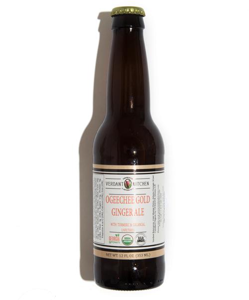 Ogeechee Gold Ginger Ale