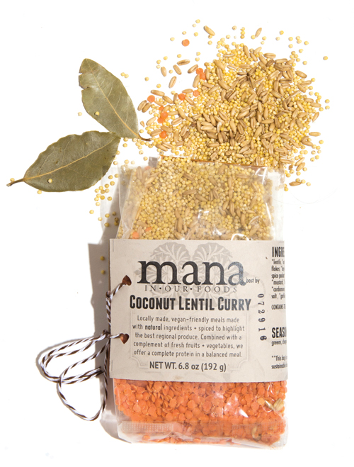 Mana in Our Foods