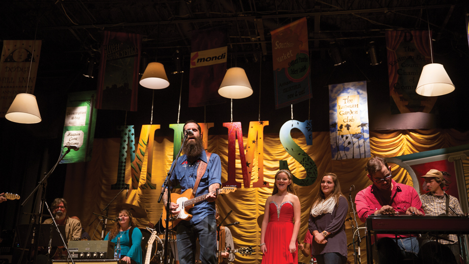 Magnolia Music and Medicine Show