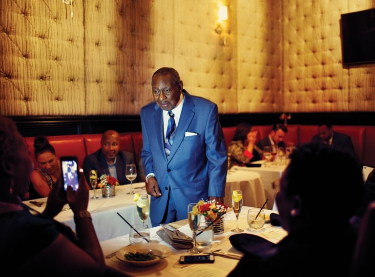 One Square Mile: Freddy Cole and Sweet Auburn's evolution