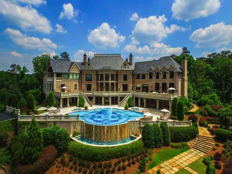 House Envy: A look inside Tyler Perry's sprawling former estate