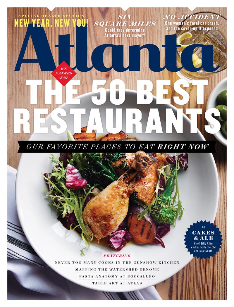 50 Best Restaurants Party Participants Atlanta Magazine