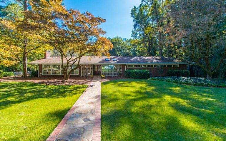 House Envy: Andrew Young reminisces on Herman J. Russell's 1963 home