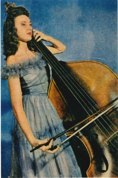 Jane Little in the early years