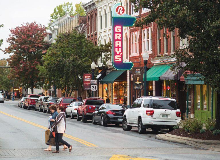 Destination: Franklin, Tennessee