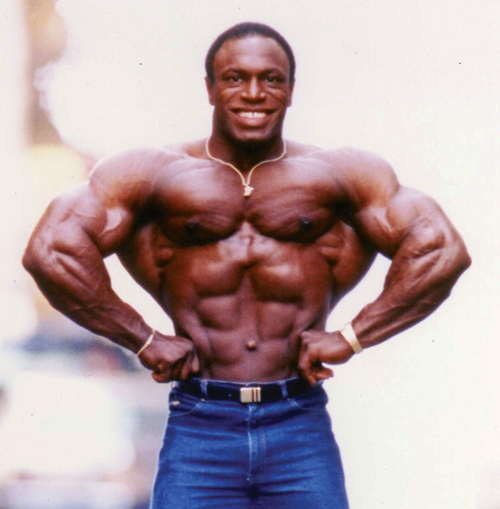 Lee Haney