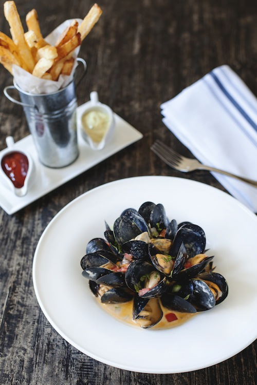 The mussels at Cape Dutch