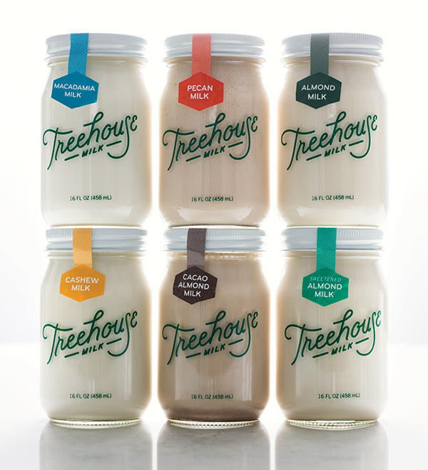 The Carter connection behind Treehouse Milk