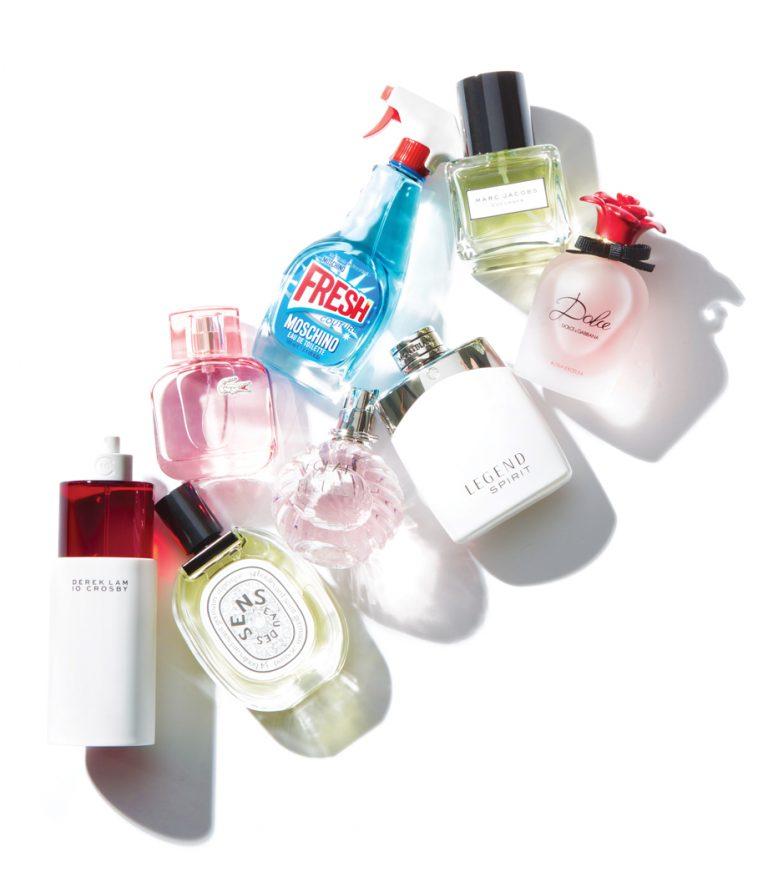8 fresh fragrances for spring