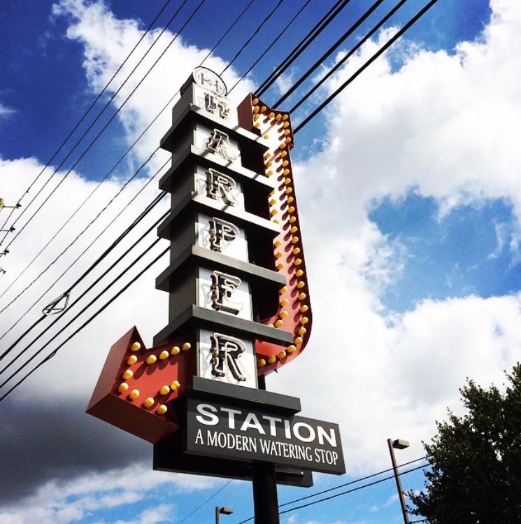 Photo courtesy of H. Harper Station