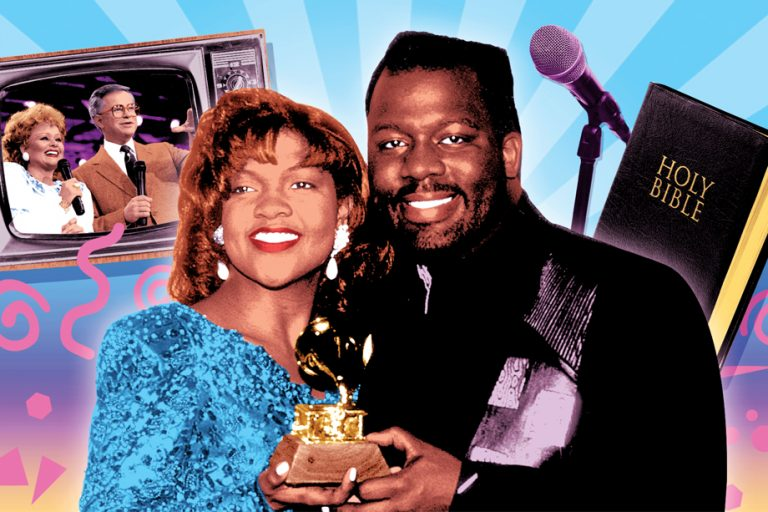 BeBe Winans and director Charles Randolph-Wright chat about their musical, Born for This