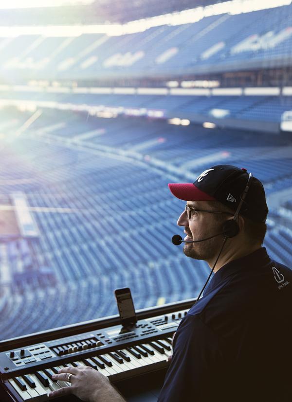 Meet the Atlanta Braves' ballpark maestro - Atlanta Magazine