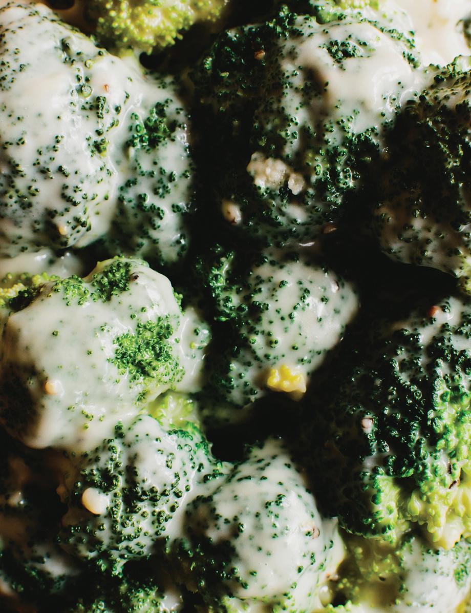 Broccoli cheese casserole Greenwood's