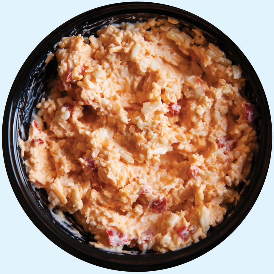 Alon's pimento cheese