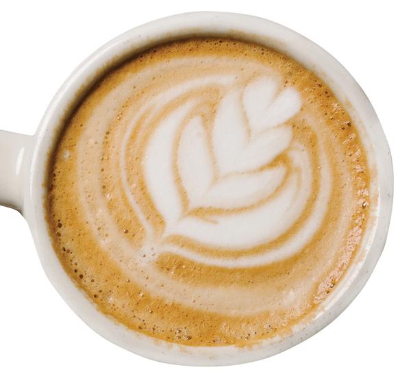 Spiller Park Coffee latte Atlanta