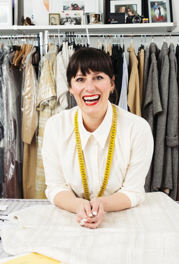 What's inspiring Atlanta fashion designer Megan Huntz now?