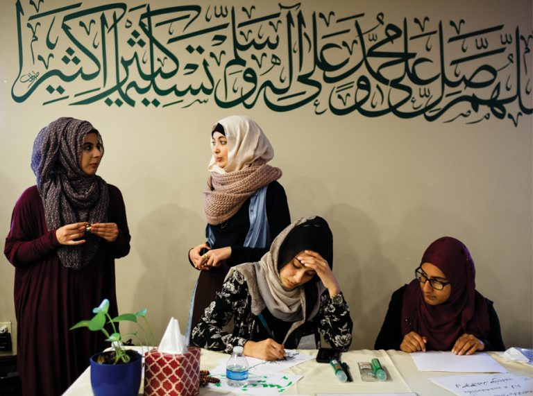 One Square Mile: Visit a Mosque Day at Duluth's Madina Institute