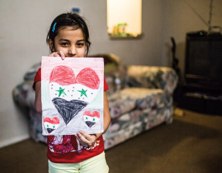 Refuge: One Syrian family's long odyssey to Georgia