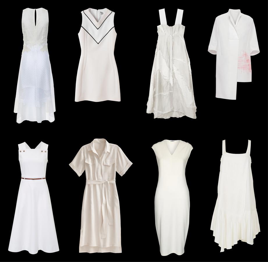 Spring/Summer 2016 trends little white dresses