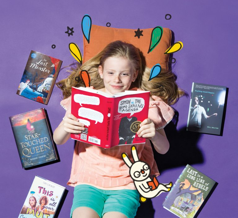 Ten books for tweens and teens by Georgia writers