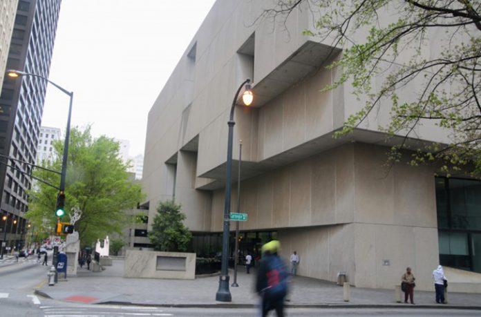 Atlanta Fulton Central Library 3
