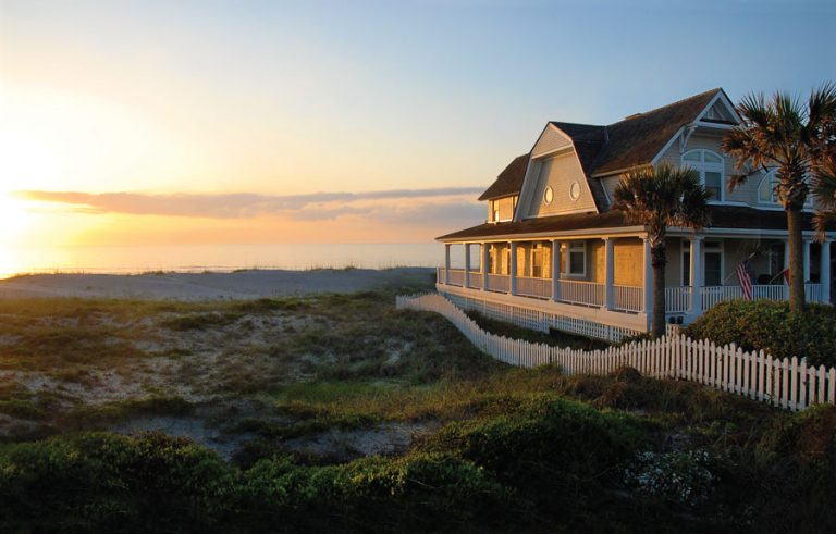 On Island Time: Sweet seclusion