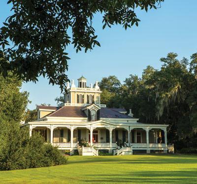 Joseph Jefferson home