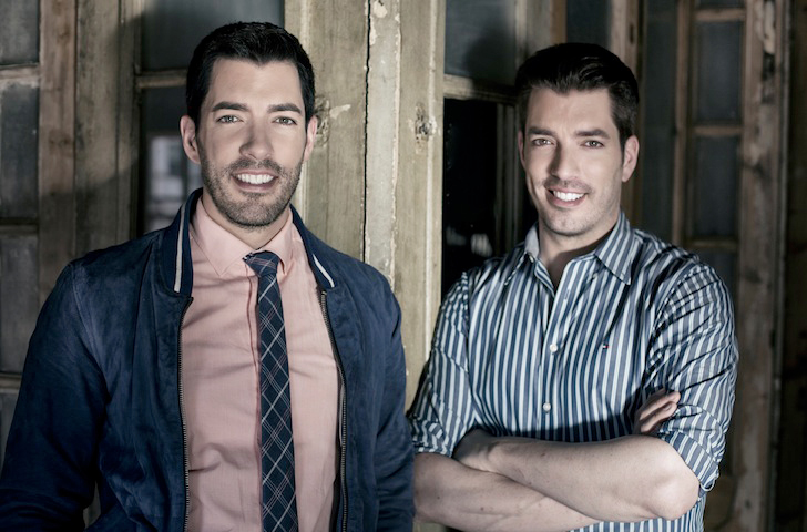 Hgtv S Property Brothers Coming To Atlanta For Book Festival Of The Mjcca