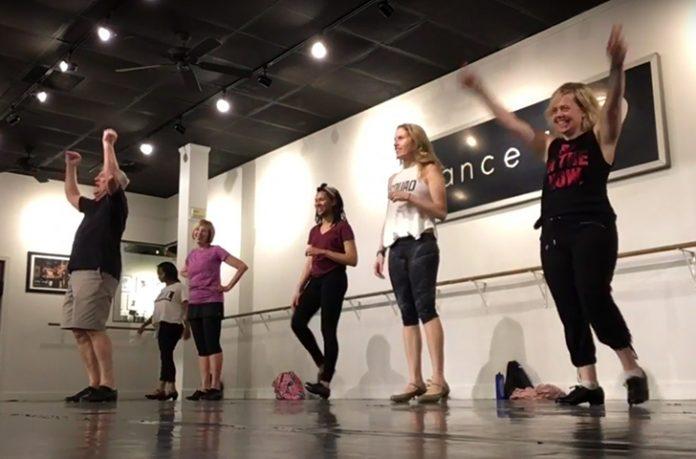 Dance 101 Atlanta Tap Basics Class