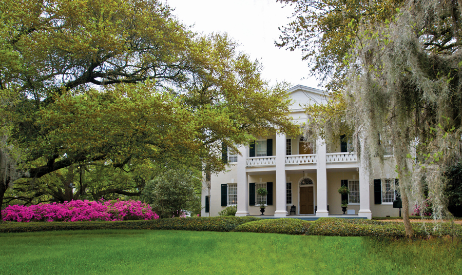 Magnificent Spotlight On Monmouth Historic Inn Atlanta Magazine Complete Home Design Collection Papxelindsey Bellcom