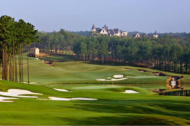 Ross Bridge Golf Resort