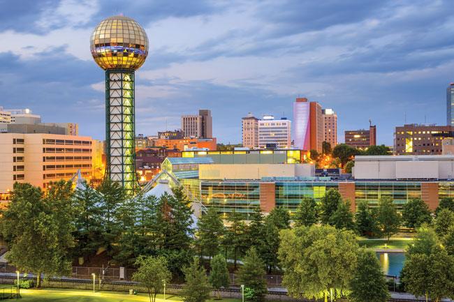 Weekend Getaway: Knoxville, Tennessee