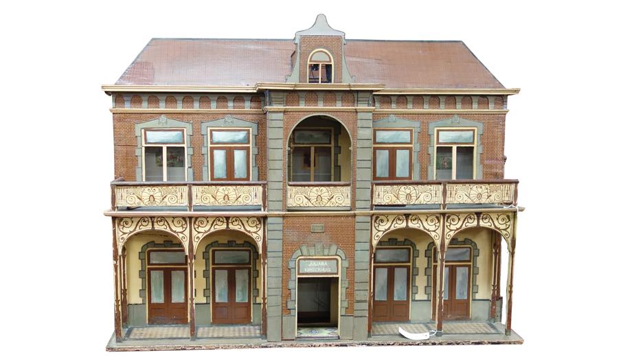 Austrian dollhouse