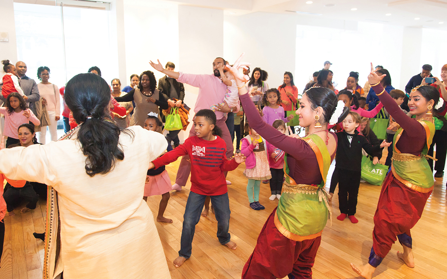 Things to do with kids in Atlanta Woodruff Arts Center