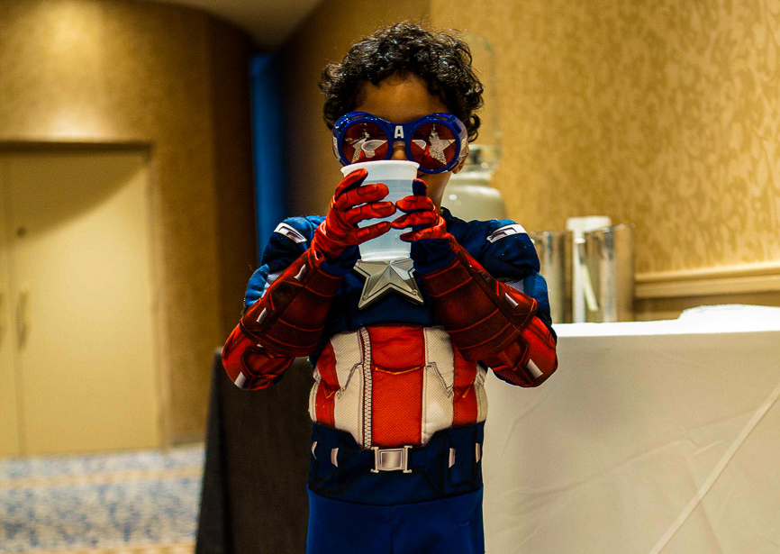 Things to do with kids in Atlanta Dragon Con