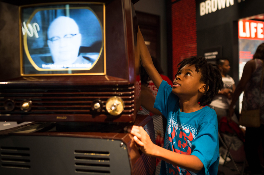 Things to do with kids in Atlanta Center for Civil and Human Rights
