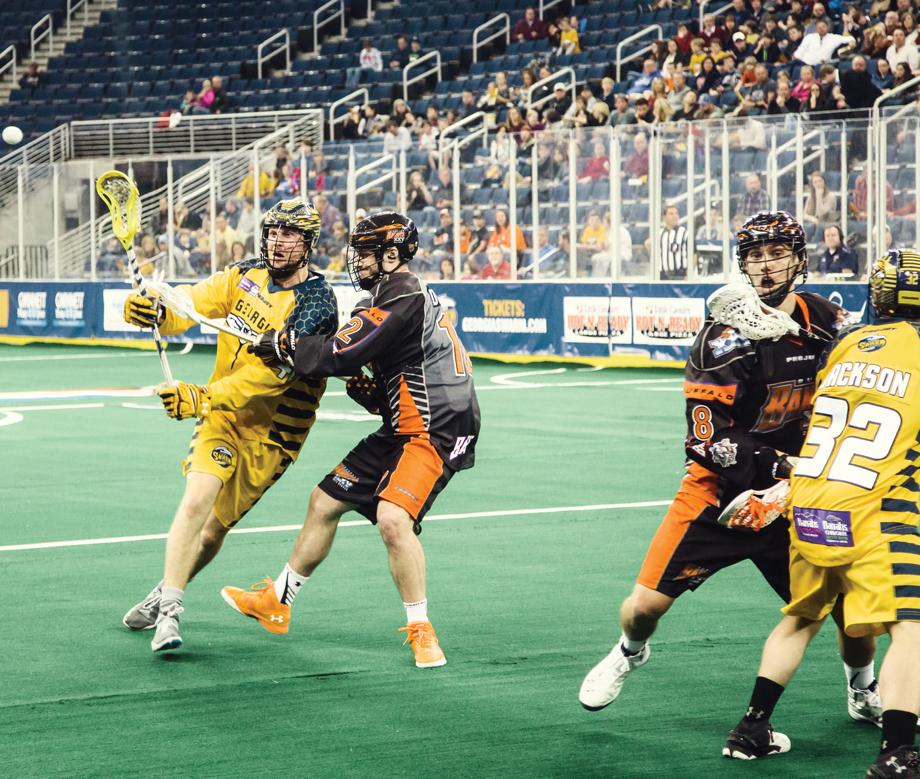 Georgia Swarm Lacrosse