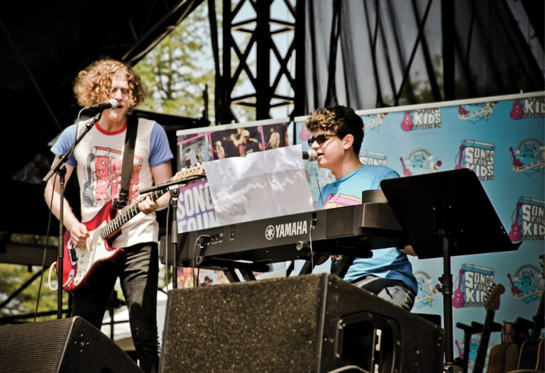Songs for Kids Foundation brings music into the lives of children with serious illnesses