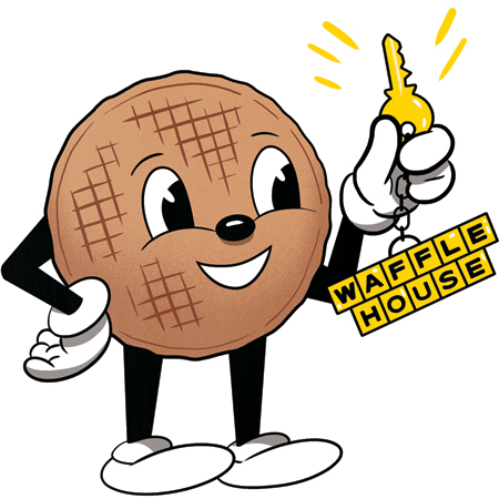 Want to open a Waffle House franchise? Don't hold your breath.