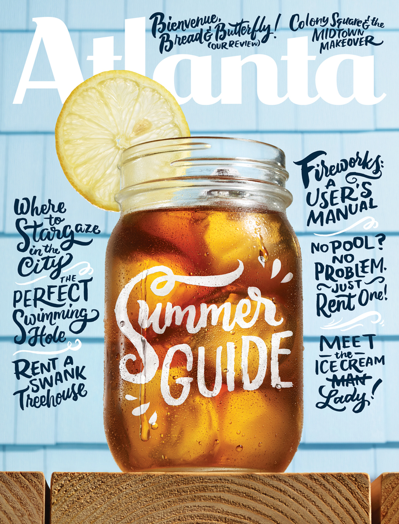 June 2016: Atlanta Summer Guide
