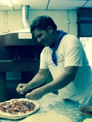 Photo courtesy of Antico Pizza