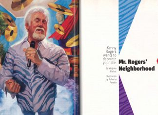 history of kenny rogers roasters