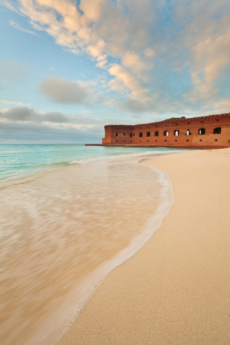 Secluded Desert Isles: Dry Tortugas National Park