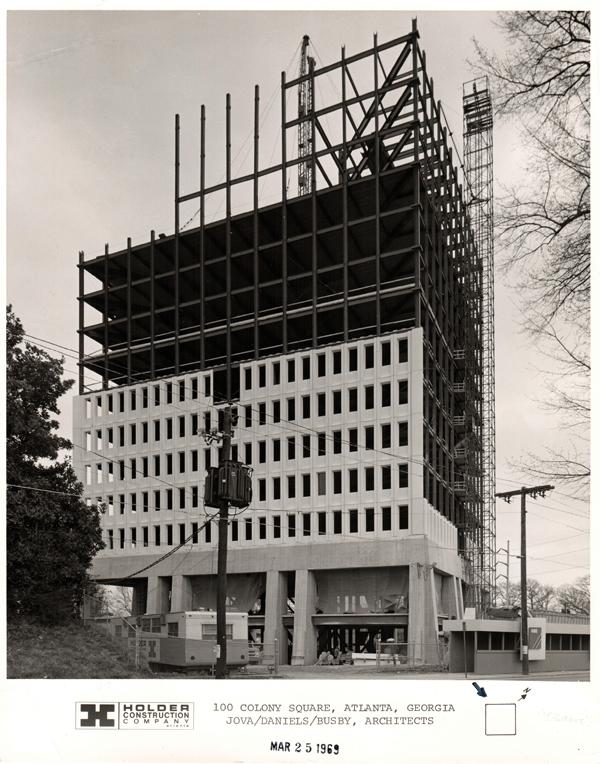 Colony Square 1969