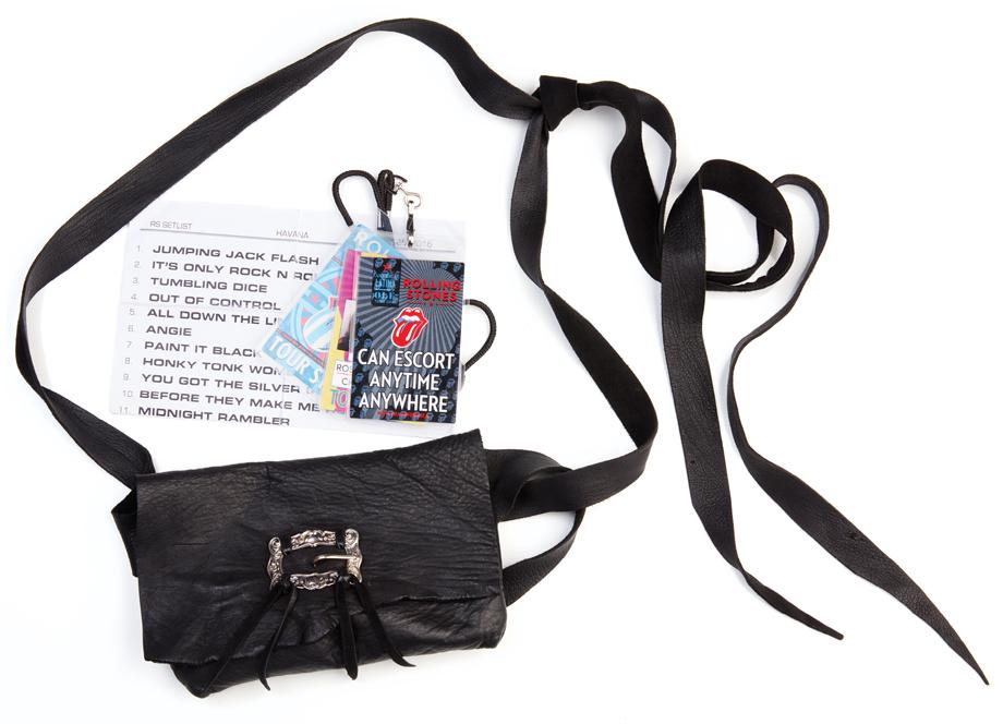 Rose Lane Leavell's purse